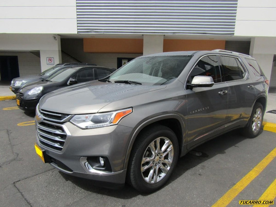 Chevrolet Traverse High Contry
