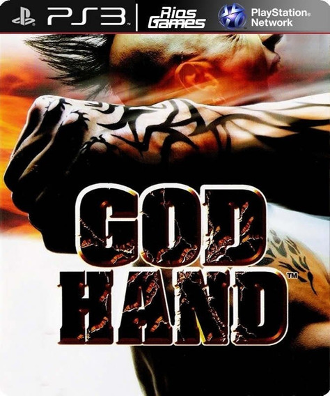 God Hand Ps3
