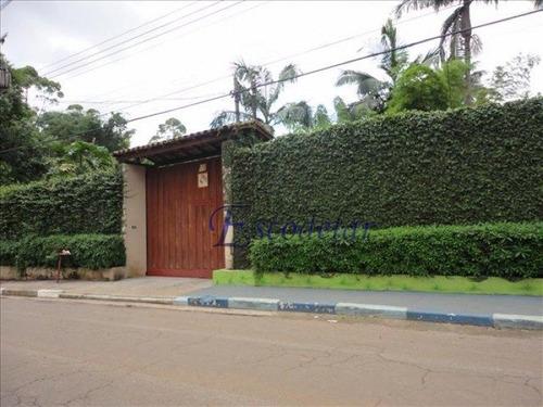 Chácara Residencial À Venda, Vila Clarice, São Paulo - Ch0002. - Ch0002