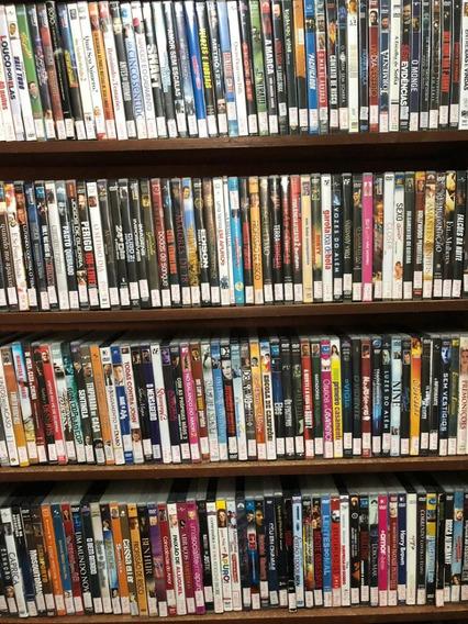 Lote 50 Filmes Diversos Original Midia E Capa (r$ 1,99 Cada)