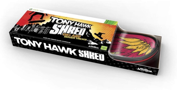 Tony Hawk: Shred Bundle Skate Xbox 360