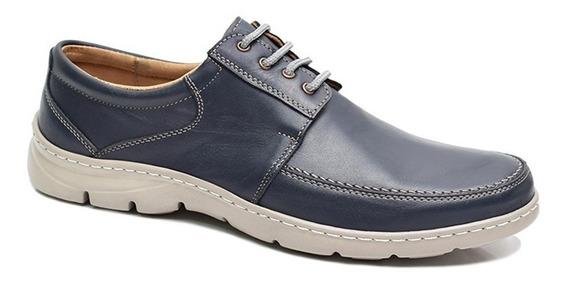 Huma10 Zapato Urb Hombre Talle Grande Especial 46 Al 50 Azul