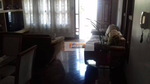 Casa Com 3 Dormitórios À Venda, 247 M² Por R$ 1.200.000,00 - Jardim Nova Petrópolis - São Bernardo Do Campo/sp - Ca0701