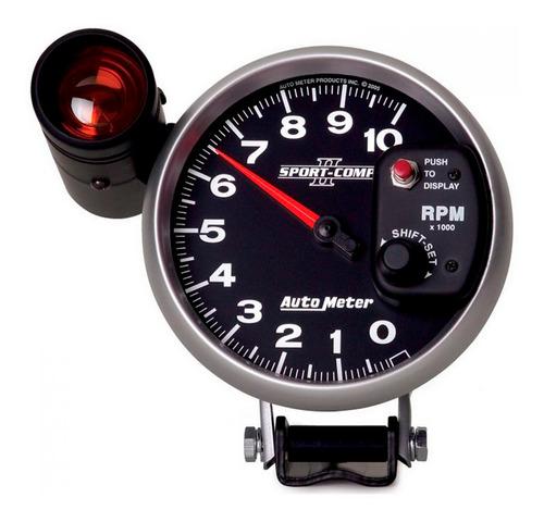 Tacómetro Sport Comp 2 3699 5´ 10000 Rpm Autometer