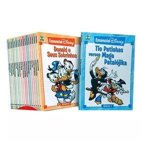 Hq Disney Essencial 19 Volumes Novos Promoção