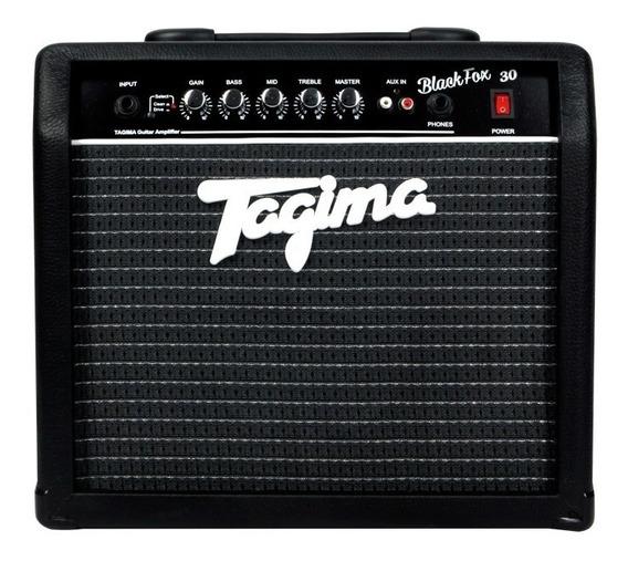 Tagima Amplificador De Guitarra Black Fox 30 30w Cubo