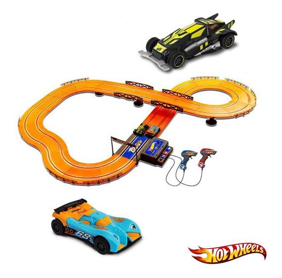 Pista Hot Wheels Autorama Slot Car Track Set 380cm Multikids