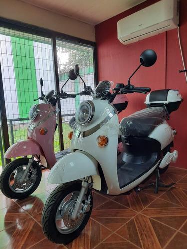 Imagen 1 de 10 de Motos Electricas Vintage