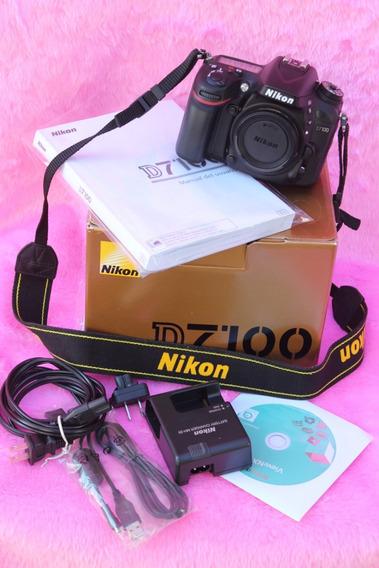 Corpo Nikon D7100