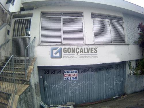 Venda Sobrado Sao Bernardo Do Campo Nova Petropolis Ref: 112 - 1033-1-112667