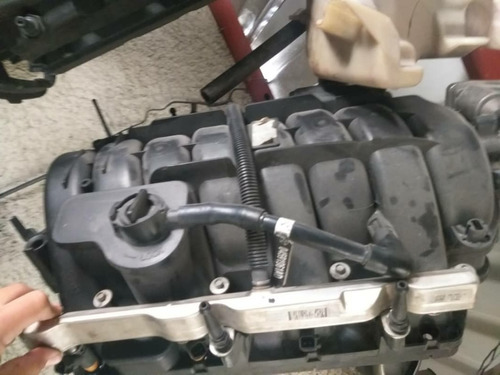 Imagen 1 de 1 de Múltiple Admisión Jeep Grand Cherokee 3g 4g 2011 En Adelante