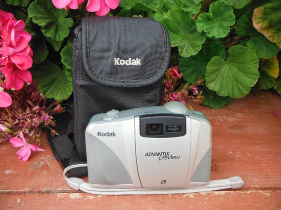 Camara Fotográfica Kodak Advantix Preview De Rollo (01)