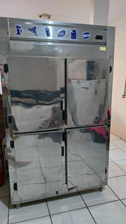 Geladeira Comercial 4 Portas - Gelopar