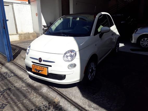 Fiat 500 1.4 Cult 2012/2013 (3659)