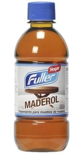 Maderol Limpiador De Madera 350 Cc Fuller / Pack De 2