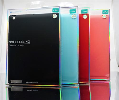 Funda iPad 2/3/4 Mercury Goospery Soft Feeling