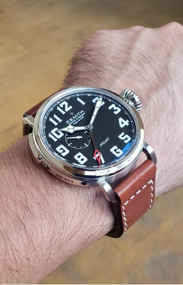 Reloj Zenith Pilot Type 20 Montre D