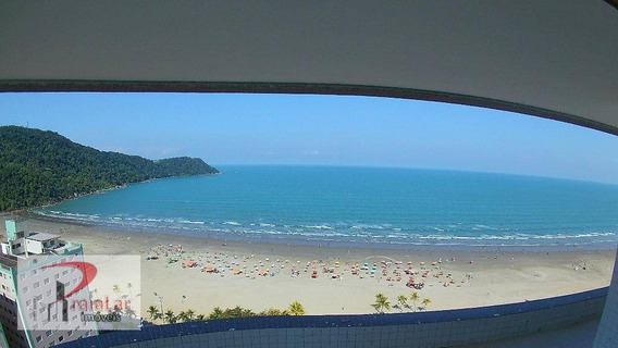 Residencial Mare Di Forti Em Praia Grande Canto Do Forte Lançamento Vista Mar. - Ap0925