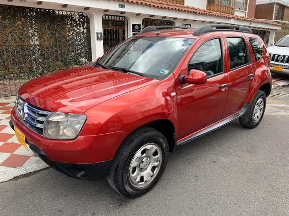 Renault Duster Expression Mt 1600 Aa 2abs