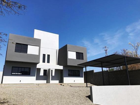 Duplex En Venta A Estrenar Barrio Cerrado