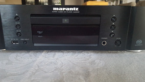 Cd Player Marantz Sa-8005 Super Audio Cd Dac Dsd Usado