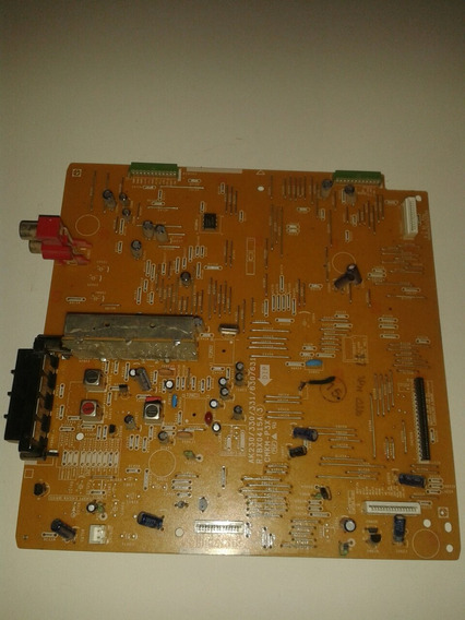 Placa Lateral Do Som Philips Sa-ak630 P/retirar Peças.