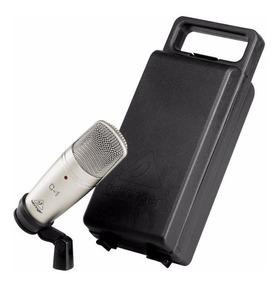 C-1 Behringer Microfone Condensador P/ Estudio C1 Envio 24hr