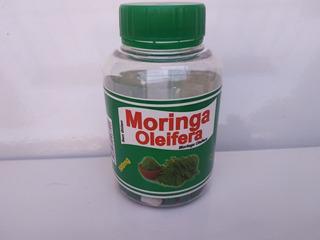 4 Moringa 60 Cápsulas 500 Mg