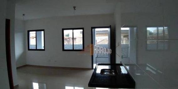 Apartamento De 1 Dormitorio, 36,49m² Sem Vaga Por R$ 189.900,00 - So1263