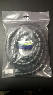 Ordenador De Cables Nisuta Ns-swb25a 25mm X 2m + Accesorio
