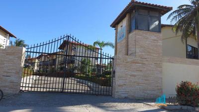 Casa Residencial Para Locação, Porto Das Dunas, Aquiraz. Imóvel Para Temporada! - Codigo: Ca1128 - Ca1128