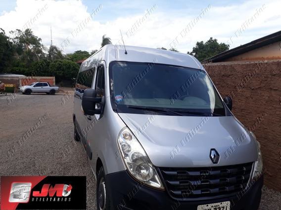 Renault Master Ano 2014 L3h2 Executiva Jm Cod 903