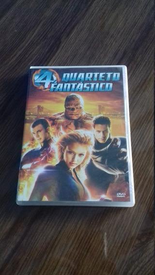 Dvd Quarteto Fantástico