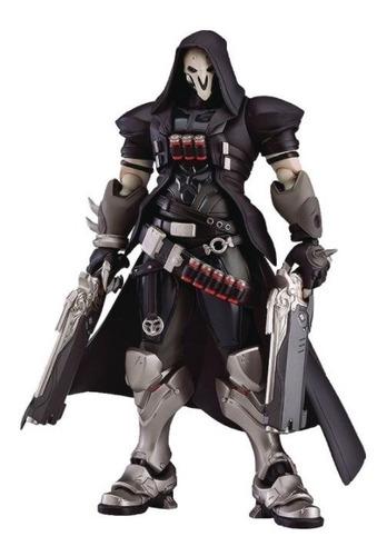 Boneco Figma Overwatch Reaper #393 Original E Lacrado