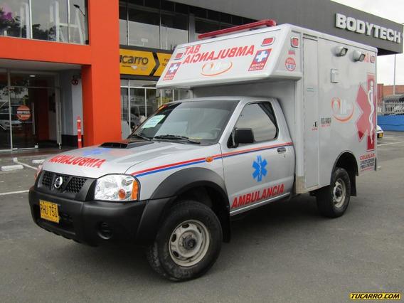 Ambulancias Otros D22 2.4