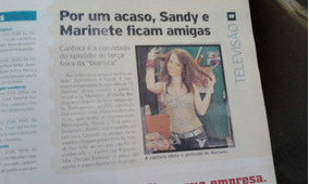 Material Avulsos Revistas Sandy E Junior