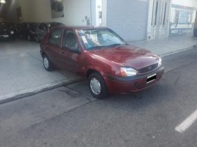 Ford Fiesta 1.6 Lx Base 5 Puertas 2000 Imolaautos-