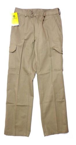 Imagen 1 de 7 de Pantalón De Trabajo Pampero Cargo Col Vs 56al60
