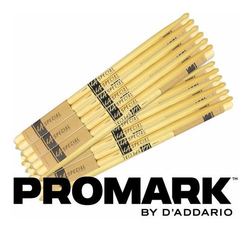 Palillos Promark La Special Madera Pack X 6 Unidades Batería Percusión