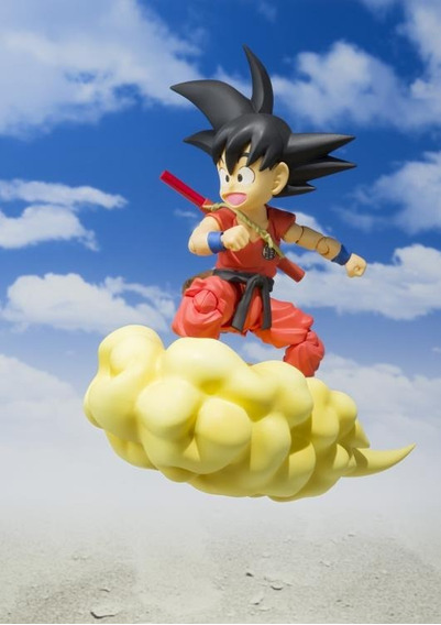 Dragon Ball S.h Figuarts Kid Son Goku Early Life - Bandai