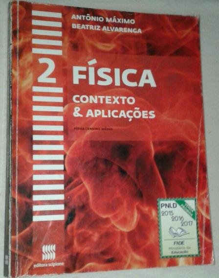 Livro Física Contexto E Aplicações