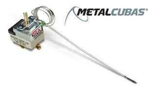 Termostato Regulador Chapa Bifeteira Elétrica Metalcubas