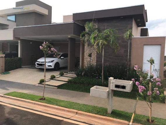 Casa Com 3 Dormitórios À Venda, 180 M² Por R$ 720.000 - Village Damha Iii - São José Do Rio Preto/sp - Ca2028