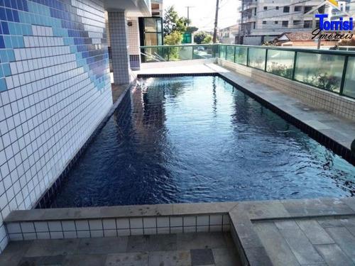 Imagem 1 de 22 de Apartamento Em Praia Grande,  01 Dormitório, Guilhermina, Ap02931 - Ap02931 - 69916312
