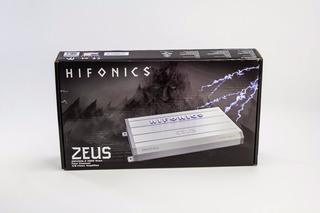 Planta Hifonics 1000 Watts Audiocar 4canales Mod. Zrx1016.4