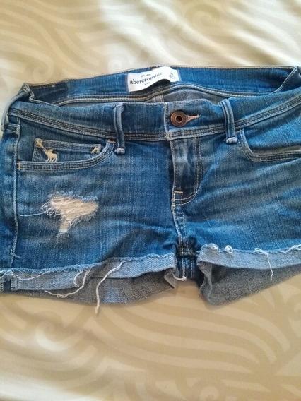 Shorts De Niña Abercrombie
