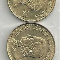 Monedas De 100 Pesos Año 1978 S/c