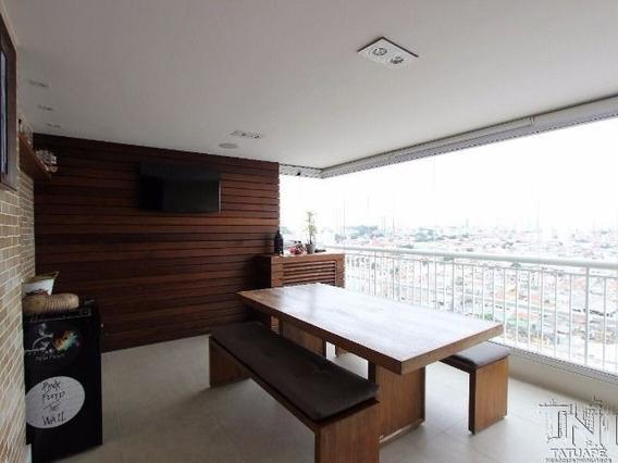 Apartamento Venda Mobiliado Tatuapé