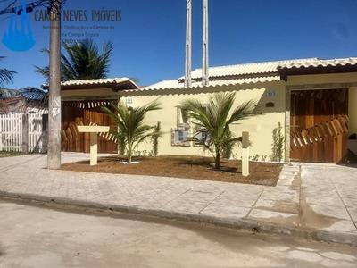 3054 - Casa Nova Com Piscina Lado Praia! Oportunidade Única