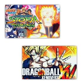 Dragon Ball Xenoverse+naruto Ps3 Psn Jogo Digital Envio Já